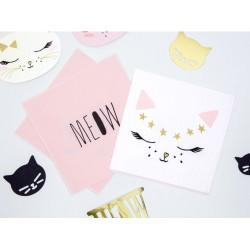 Meow Kitten Napkins
