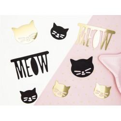 Paper Decorations Cat Mix