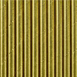 Cannucce oro foil