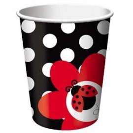 Ladybug Cups