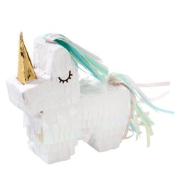 Unicorn Mini Pinata - Part Favour