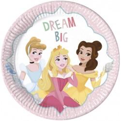 Piatti Principesse Disney Dare to Dream
