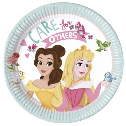 Disney Princess Dessert Plates Dare to Dream