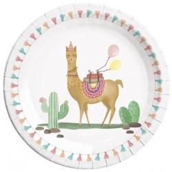 Piatti festa Lama