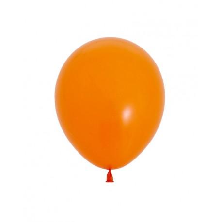 Mandarin Orange Standard Latex Balloons