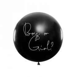 Gender Reveal Girl Balloon