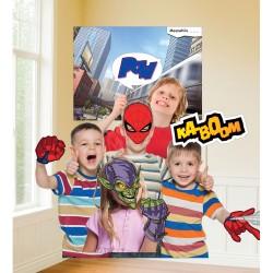 Set per foto Spiderman 12pz