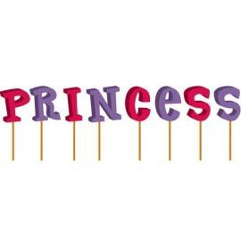 Set Candele Princess