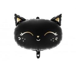 Black Cat Foil Balloon