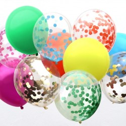 Rainbow Mix Balloons Set