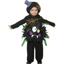 Crazy Spider Costume 3-4 years