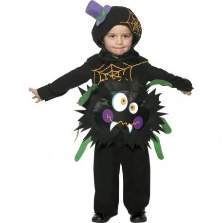 Costume Ragnetto 3-4 anni
