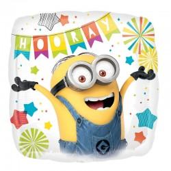 Minions Party Foil Balloon