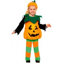 Little Pumpkin Costume 3-4 years