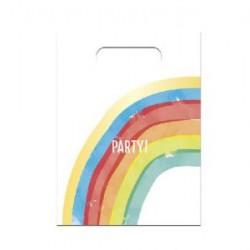 Rainbow Pastel Loot Bags