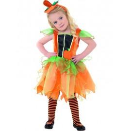 Pumpkin Fairy Costume 3-4 years