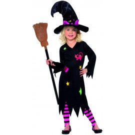Cinder Witch Costume 4-6 years