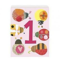 Ladybug 1st Birthday Party Goodie Bags