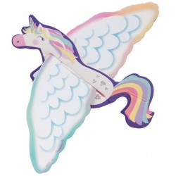 Flying Unicorn Set 8pc