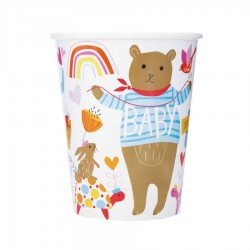 Baby Zoo Party Cups
