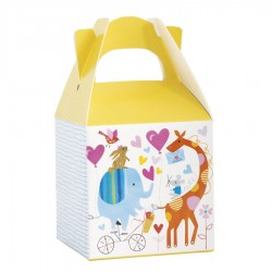 Baby Zoo Favor Boxes