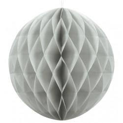 Light Grey Honeycomb Ball