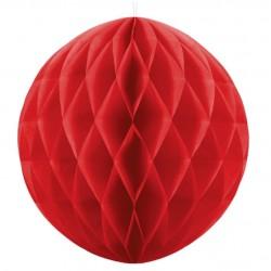 Red Honeycomb Ball 20cm