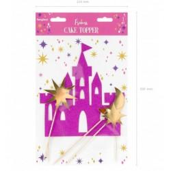 Princess Castel Cake Topper