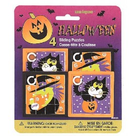 Halloween Assorted Puzzles