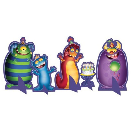 Monsters Plastic Tablecover