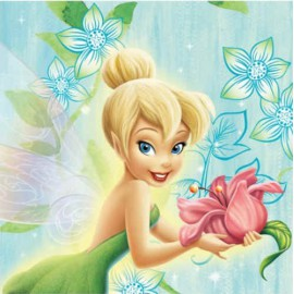 Tinkerbell Lunch Napkins
