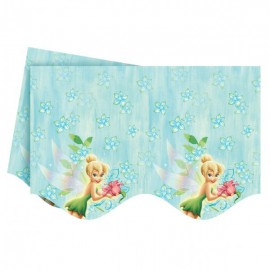 Tinkerbell Plastic Tablecover