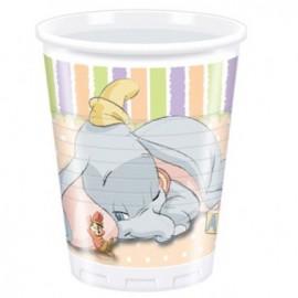 Dumbo Plastic Cups
