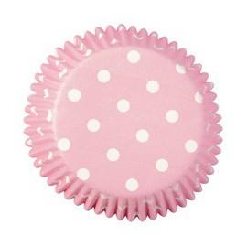 Pirottini Muffins Pois Rosa