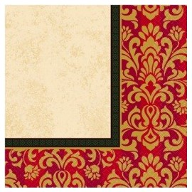 Classical Christmas Lunch Napkins