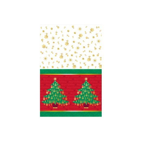 Christmas Tree Lunch Napkins