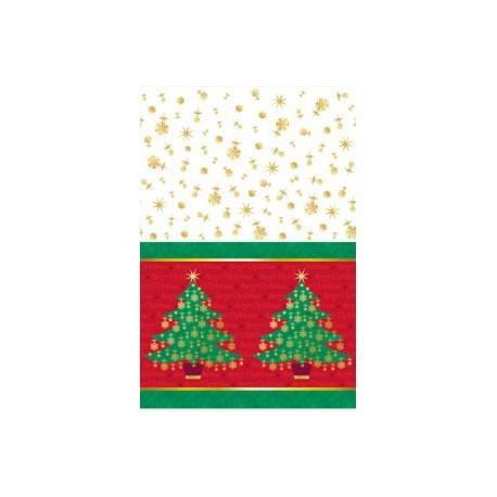 Tovaglioli Albero Natale