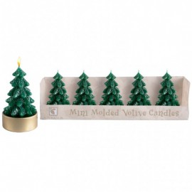 Candeline Albero Natale 5pz