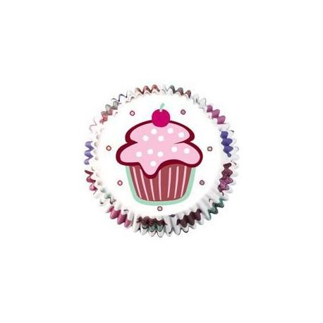Pirottini Muffins e Cupcakes Bubble Stripes