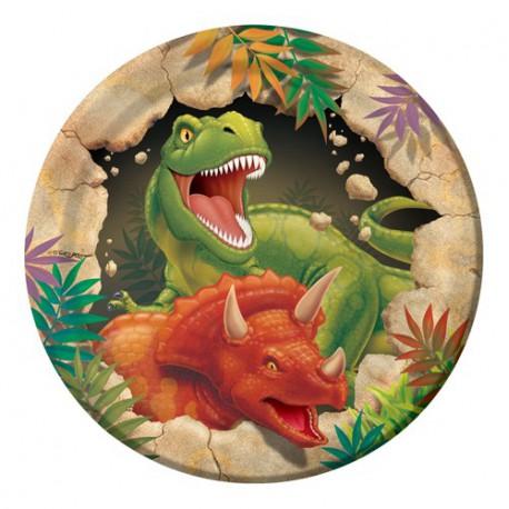 Piattini Dinosauri