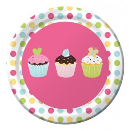 Sweet Treats Dessert Plates