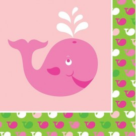 Piattino Oceano Rosa