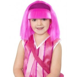 Parrucca Stephanie (Lazy Town)