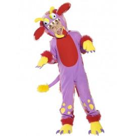 Wacky Grizzle Costume 4-6 years