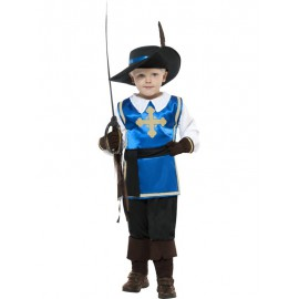 Musketeer Child Costume 4-6 years