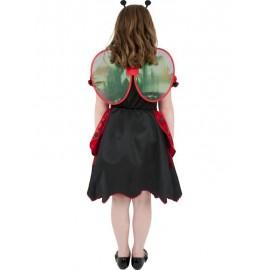 Costume Coccinella Bimba