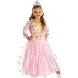 Princess with twinkle skirt 5-7 years