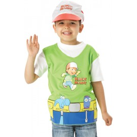 Handy Manny Costume One Size