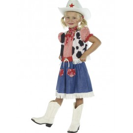 Cowgirl 4-6 anni
