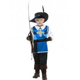 Musketeer Child Costume 10-12 years